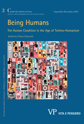 COMUNICAZIONI SOCIALI - 2015 - 3. Being Humans