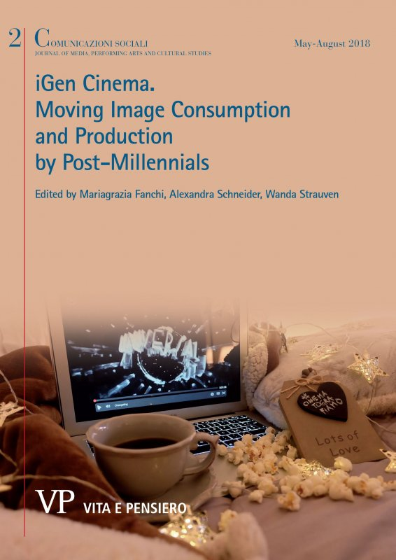 COMUNICAZIONI SOCIALI - 2018 - 2. iGEN CINEMA
