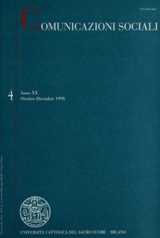 Indici «Comunicazioni Sociali» 1978-1998