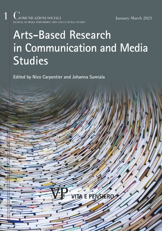 Introduction: Arts-Based Research in Communication and Media Studies