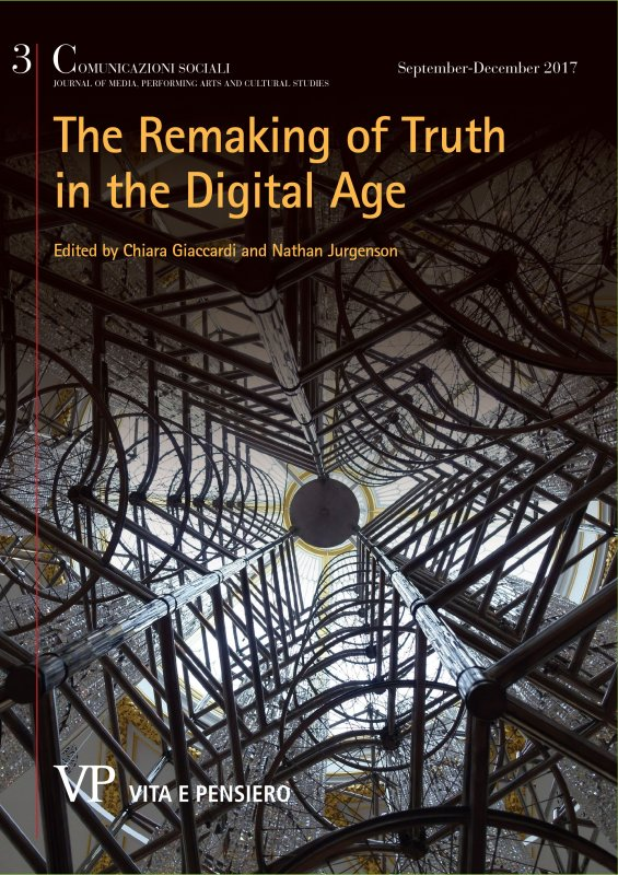 Remaking the Truth in the Digital Age. Parrhesia and Human Interest
