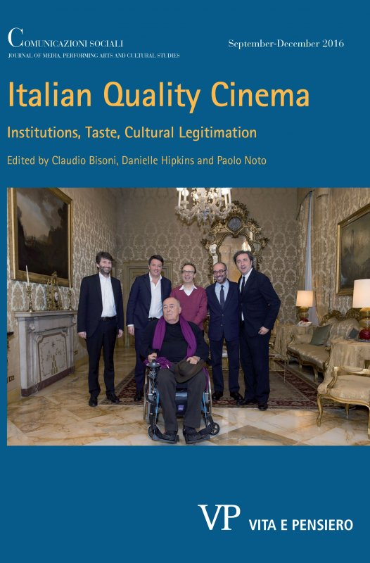 The Diplomatic Promotion of Italian Cinema in English-Speaking