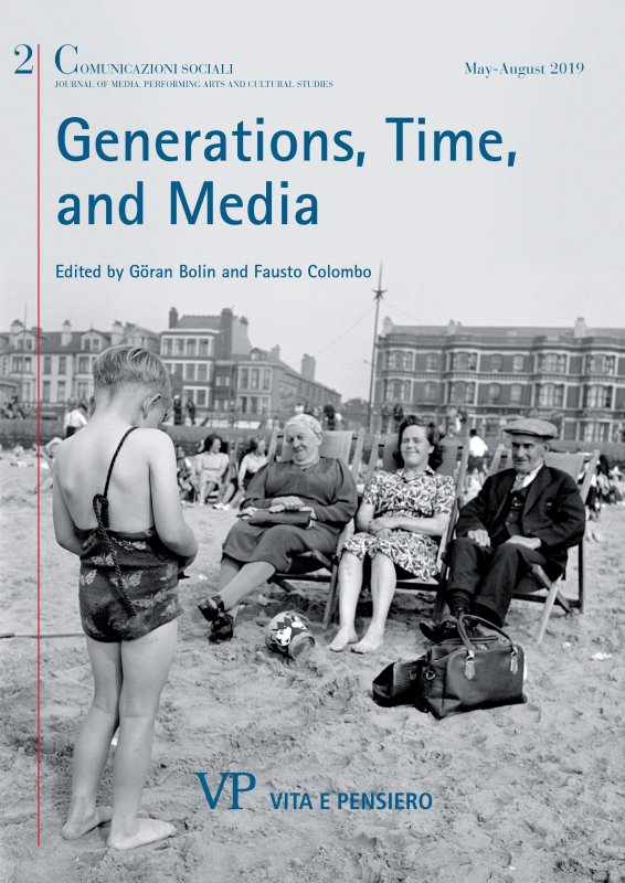 When Generational Media Memories Meet the Internet: The Case of Jugonostalgija on Instagram